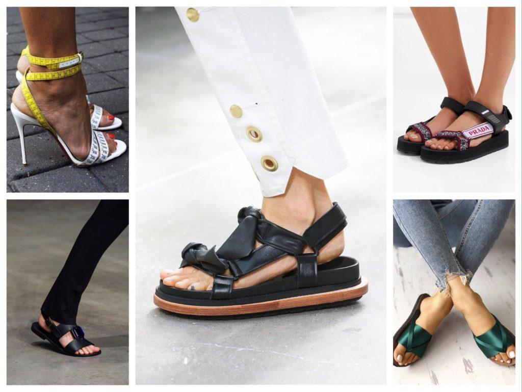 обувь подиумы