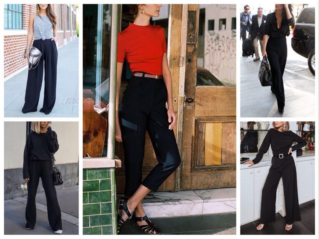 разнообразие моделей брюк