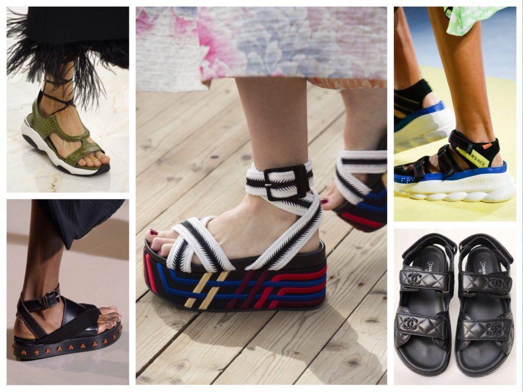 тренды обуви