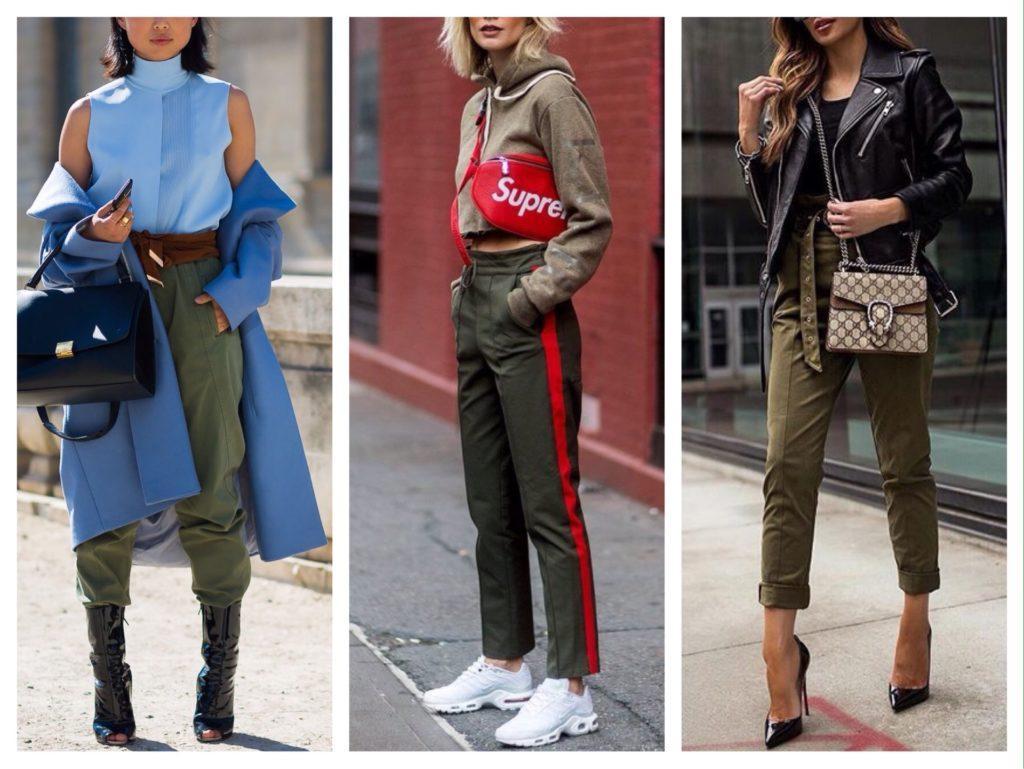 комплекты street style
