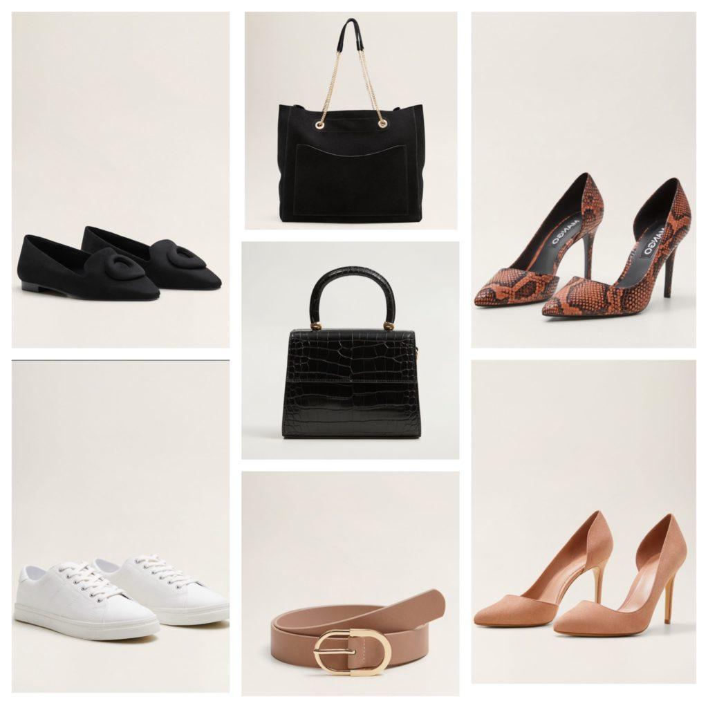 обувь и сумки для делового гардероба весна лето