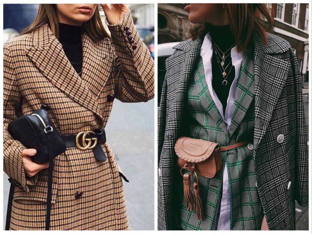 аксессуары с пальто