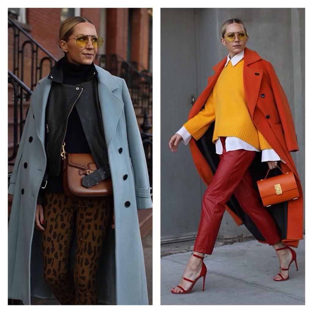 Комплекты с двубортным пальто Bleir Eadie