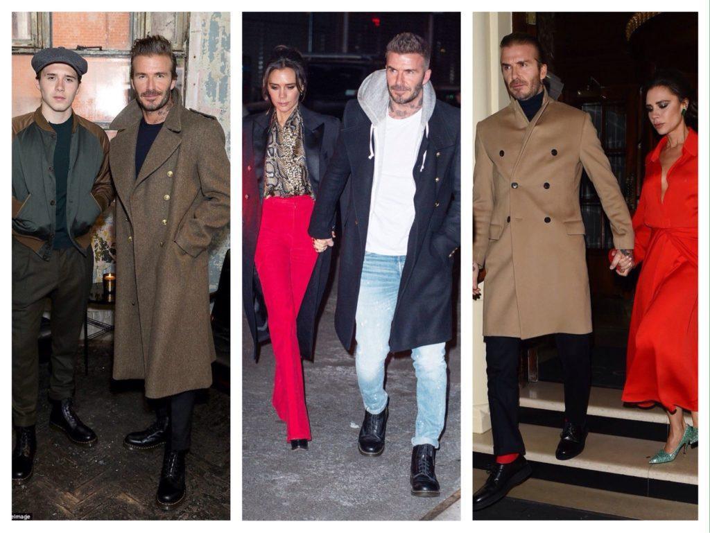 мужское пальто-шинель