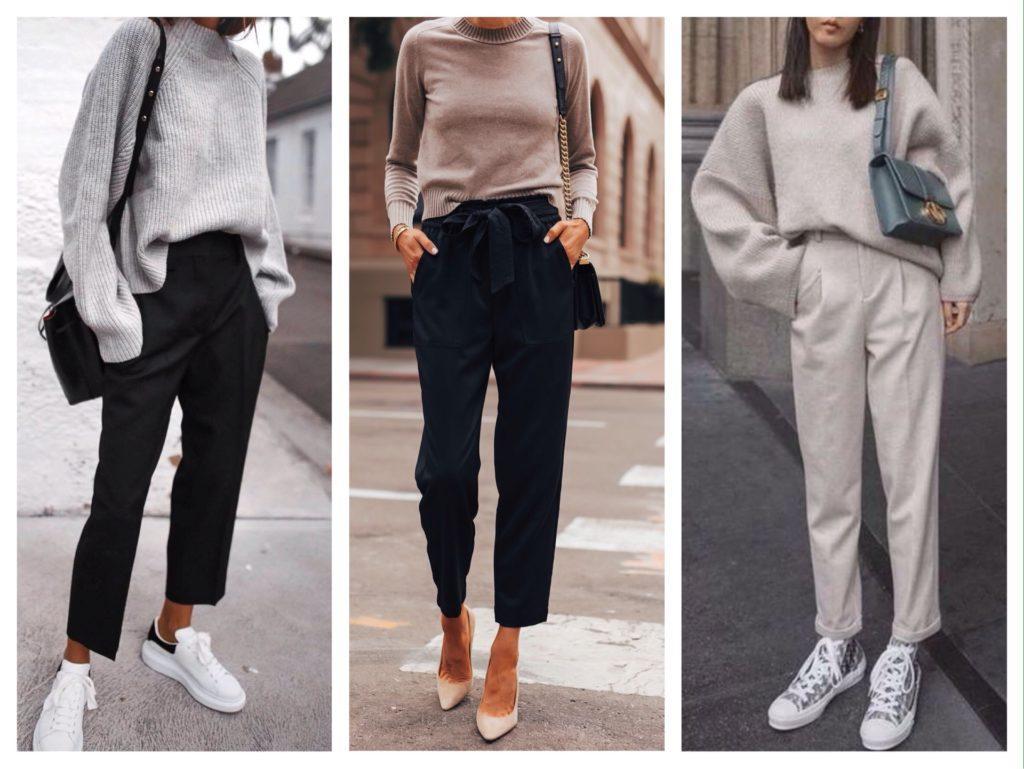 варианты моделей свитера