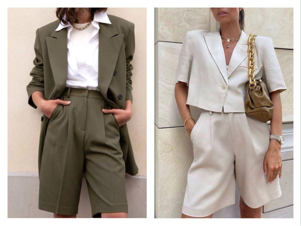 женские шорты фото